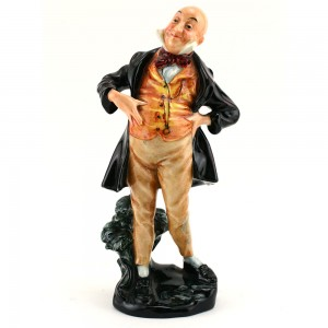 Mr Micawber HN1895 - Royal Doulton Figurine