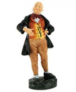 Mr. Micawber HN2097 - Royal Doulton Figurine