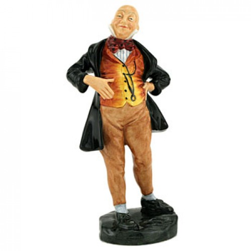 Mr. Micawber HN2097 - Royal Doulton Figurine