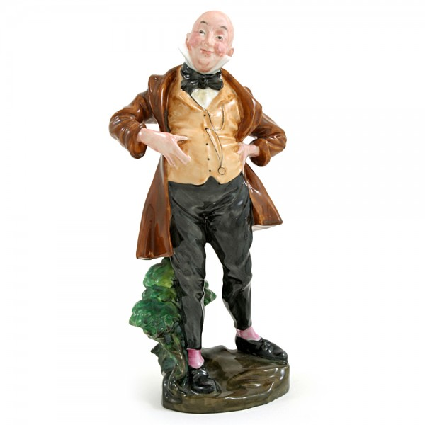 Mr. Micawber HN557 - Royal Doulton Figurine