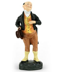 Mr. Pickwick HN2099 - Royal Doulton Figurine