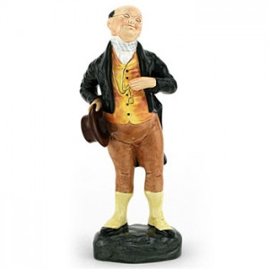 Mr. Pickwick HN2099 - Royal Doulton Figurine