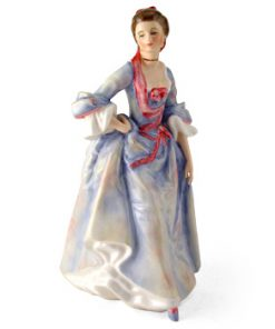Mrs. Hugh Bonfoy HN3319 - Royal Doulton Figurine