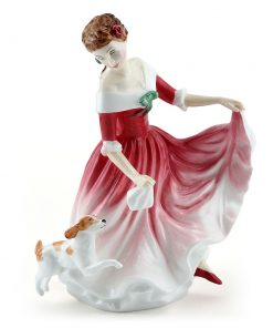 My Best Friend HN3011 - Royal Doulton Figurine