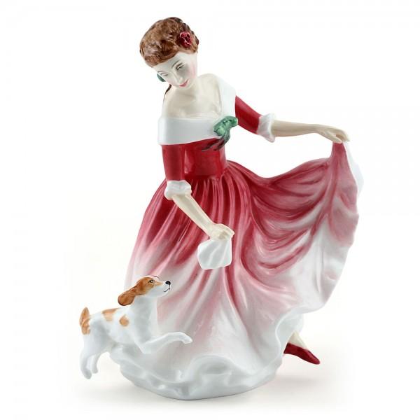 My Best Friend HN3011 - Royal Doulton Figurine