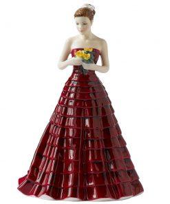 My Darling HN5336 - Royal Doulton Figurine
