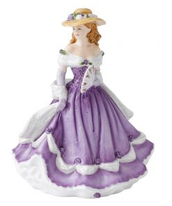 My Darling HN5555 - Royal Doulton Figurine - Sentiments Collection