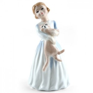 My First Pet HN3122 - Royal Doulton Figurine