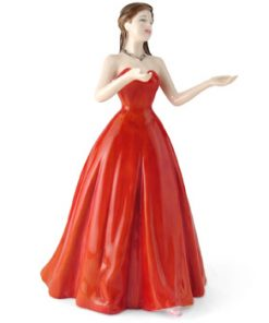 My Love HN4392 - New Retired - Royal Doulton Figurine