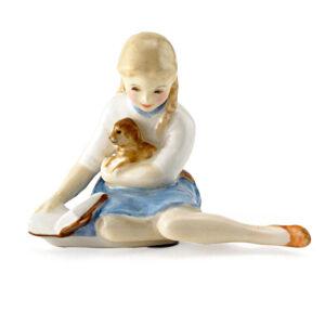 My Pet HN2238 - Royal Doulton Figurine