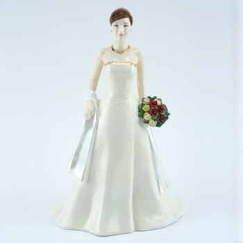 My Special Day HN5036 (Contemporary Bride) - Royal Doulton Figurine