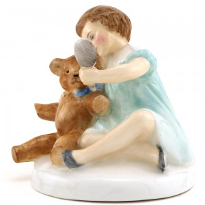 My Teddy HN2177 - Royal Doulton Figurine