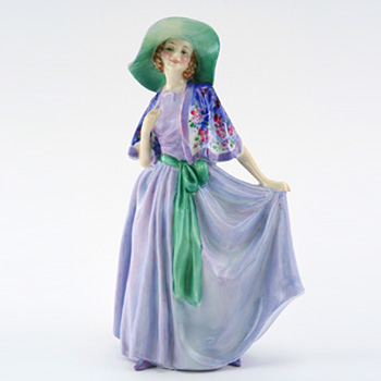 Nadine HN1885 - Royal Doulton Figurine