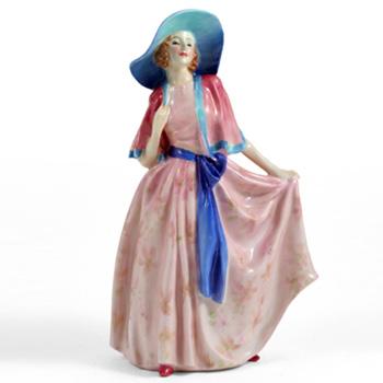 Nadine HN1886 - Royal Doulton Figurine