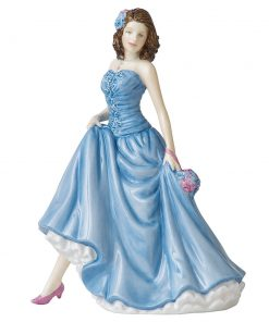 Nancy HN5442  - Royal Doulton Petite Figurine