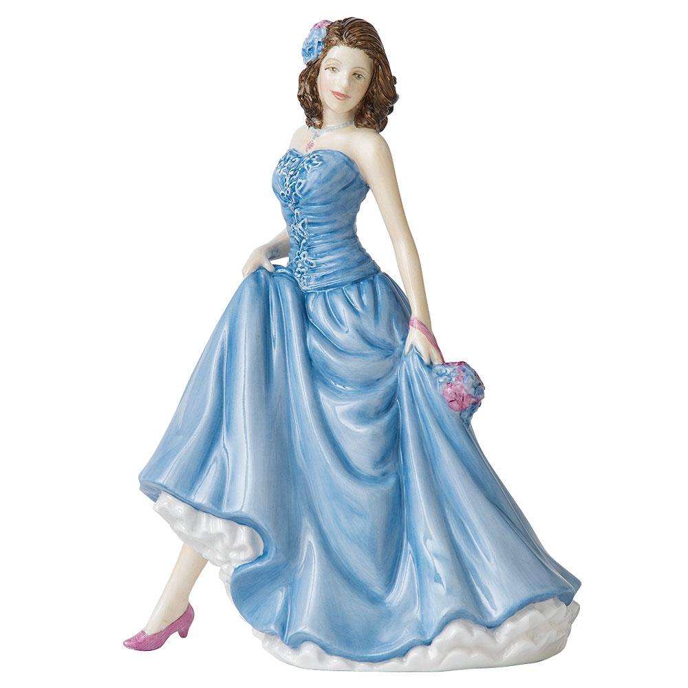 Nancy HN5442  - Royal Doulton Petite Figurine