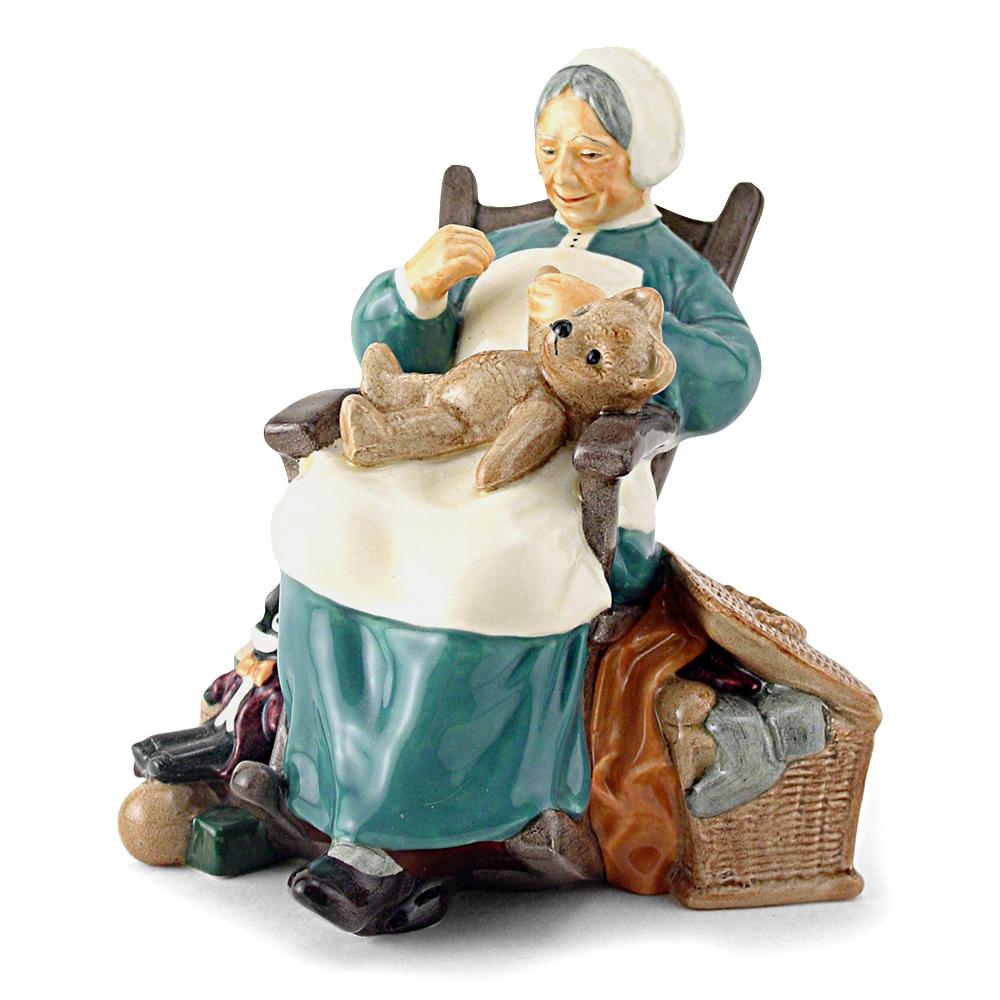 Nanny HN2221 - Royal Doulton Figurine