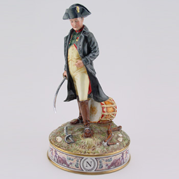 Napoleon at Waterloo HN3429 - Royal Doulton Figurine