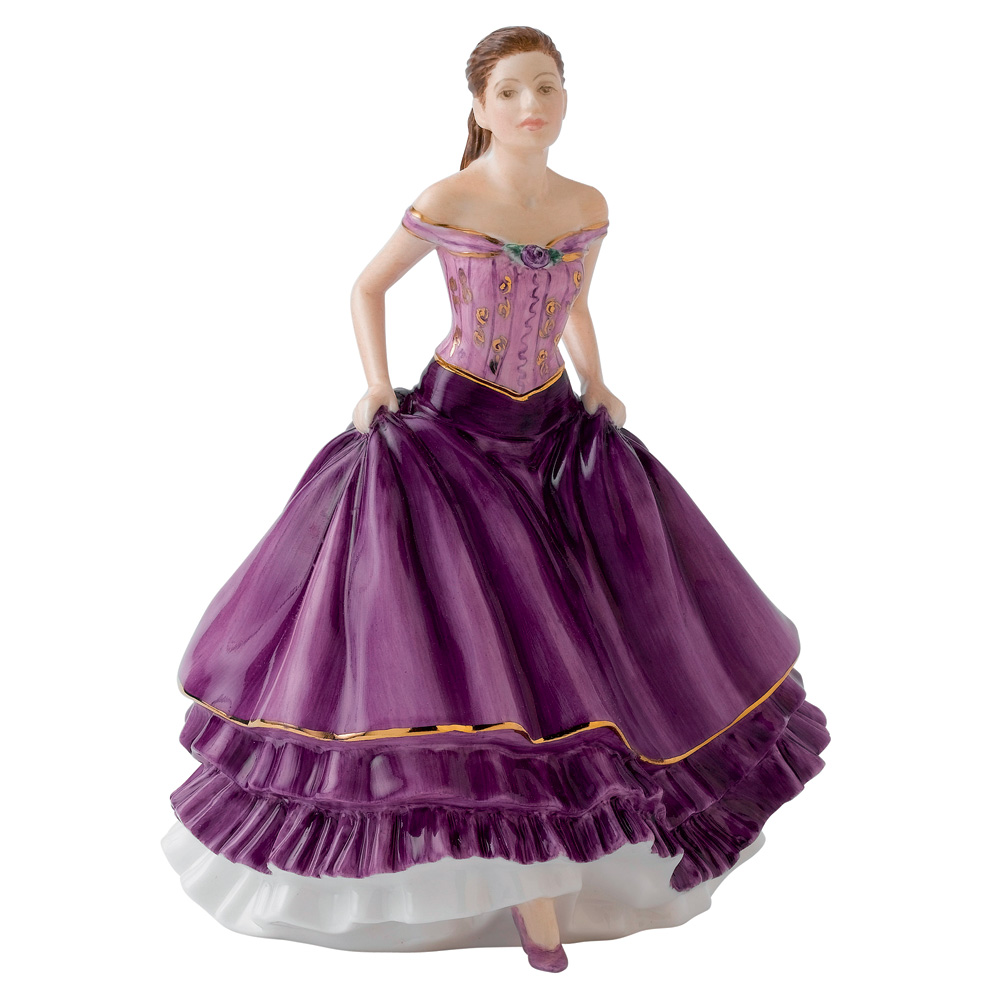 Natalie HN5545 - 2012 Royal Doulton - Petite Figure of the Year