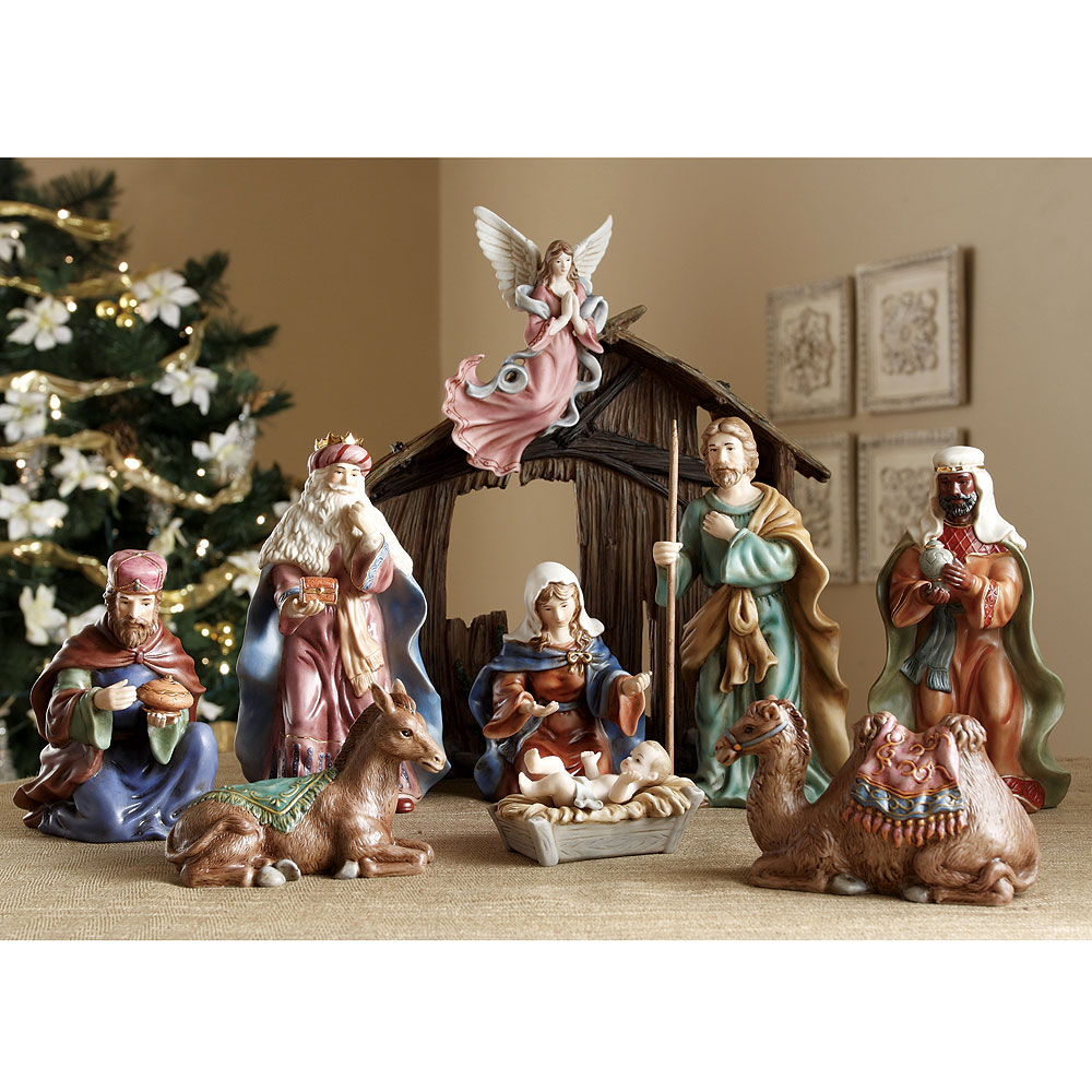 Classic Nativity Set - Royal Doulton Figurine
