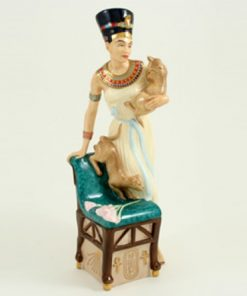 Nefertiti HN3844 - Royal Doulton Figurine