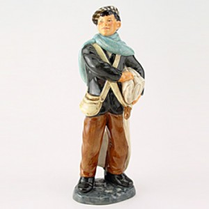 Newsboy HN2244 - Royal Doulton Figurine