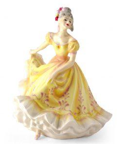 Ninette HN2379 - Royal Doulton Figurine