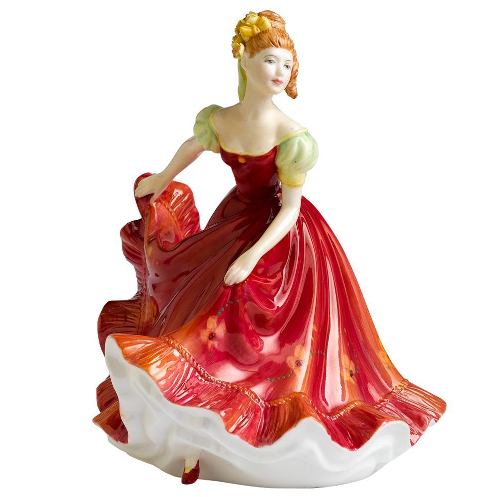 Ninette HN5275 - Petite - Royal Doulton Figurine