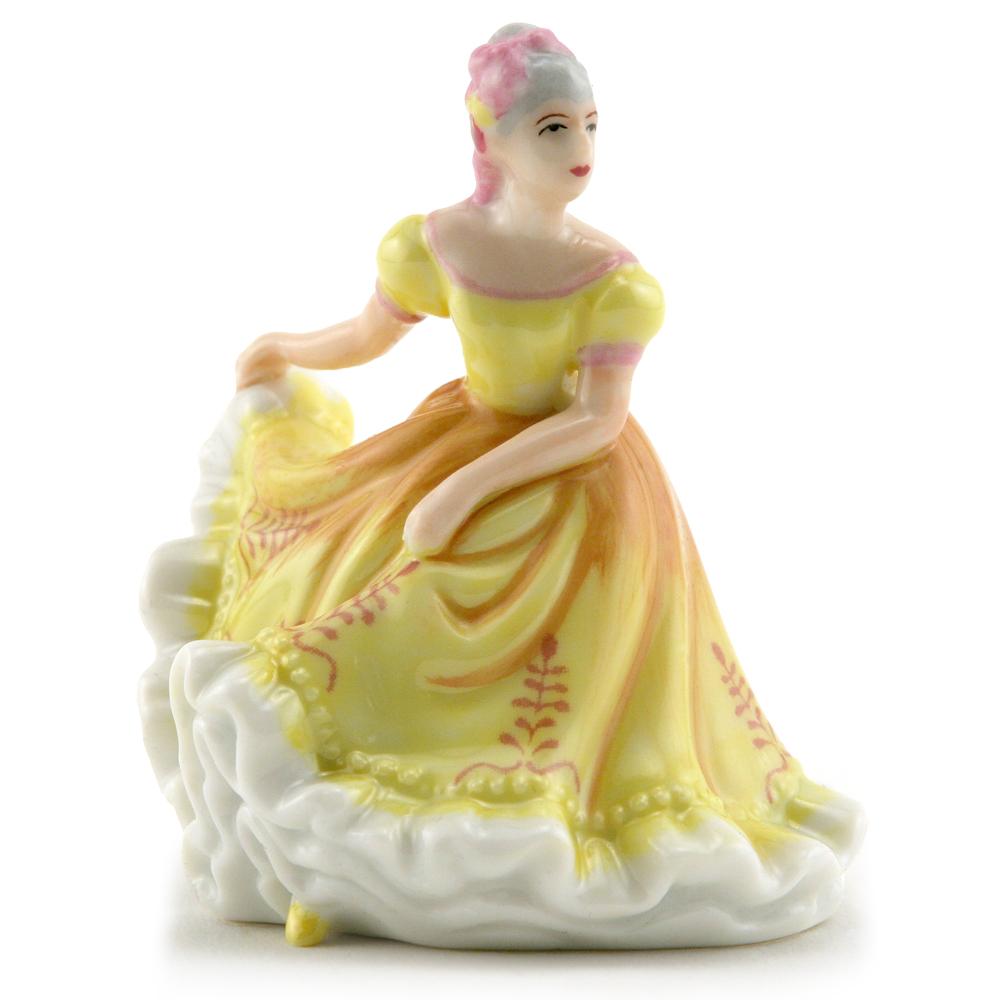 Ninnette M206 - Royal Doulton Figurine