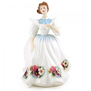 October HN2693 - Royal Doulton Figurine