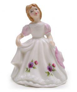 October HN3327 - Royal Doulton Figurine