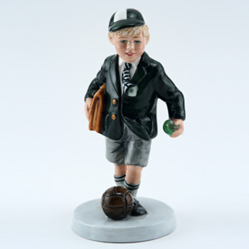 Off To School HN3768 - Royal Doulton Figurine