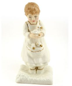 Off To The Pond HN4227 - Royal Doulton Figurine