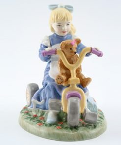Off We Go CH6 - Royal Doulton Figurine