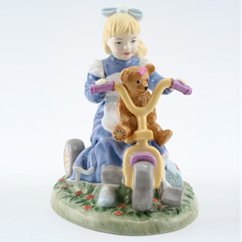 Off We Go CH6 - Royal Doulton Figurine