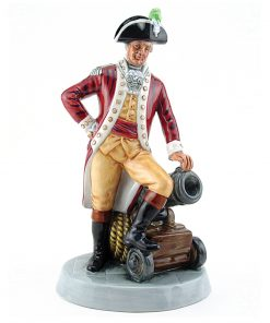 Officer of the Line HN2733 - Royal Doulton Figurine