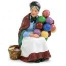 Old Balloon Seller HN3737 - Royal Doulton Figurine
