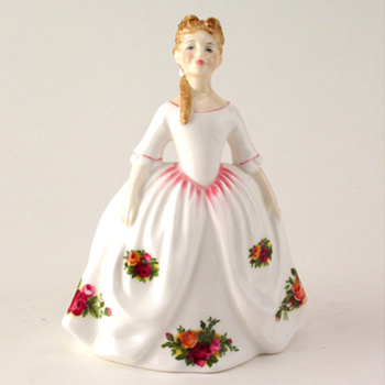 Old Country Roses HN3482 - Royal Doulton Figurine