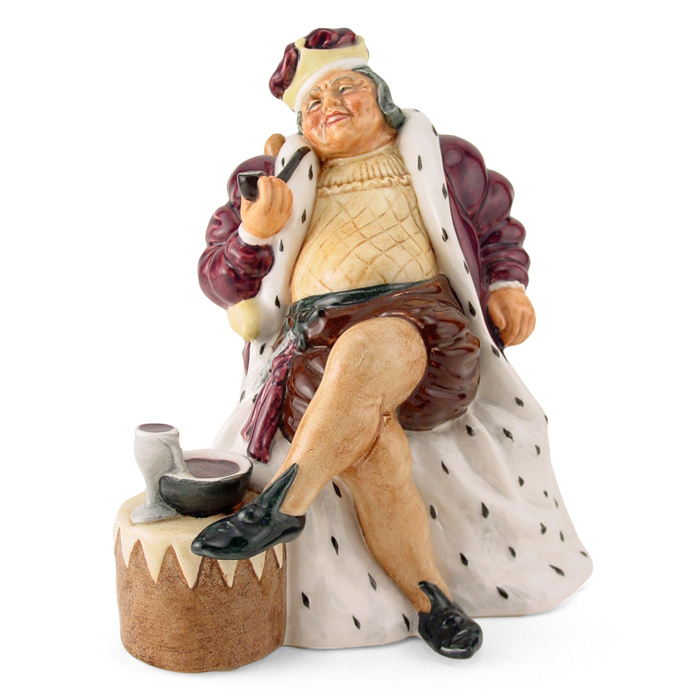 Old King Cole HN2217 - Royal Doulton Figurine