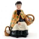 The Old Lavender Seller HN4937 - Royal Doulton Figurine