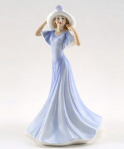Olivia HN3717 - Royal Doulton Figurine