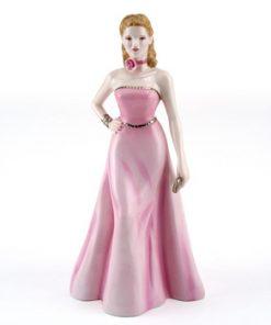 Olivia HN4766 - Royal Doulton Figurine
