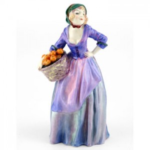 Orange Seller HN1325 - Royal Doulton Figurine