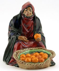 Orange Vendor HN1966 - Royal Doulton Figurine