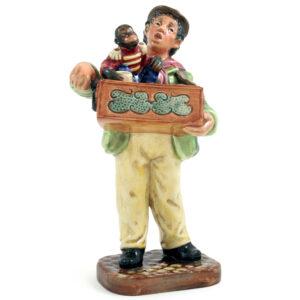 Organ Grinder HN2173 - Royal Doulton Figurine