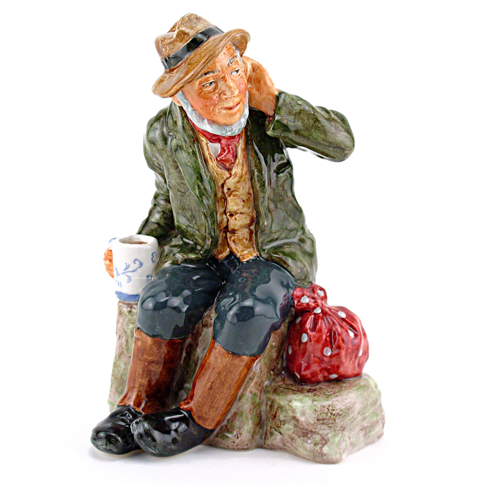 Owd Willum HN2042 - Royal Doulton Figurine