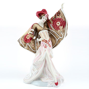 Painted Lady HN4849 - Royal Doulton Figurine