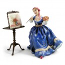 Painting HN3012 - Royal Doulton Figurine