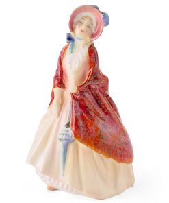 Paisley Shawl HN1392 - Royal Doulton Figurine