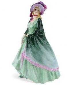 Paisley Shawl HN1460 - Royal Doulton Figurine